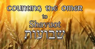 Counting of the Omer (Sefirat HaOmer)